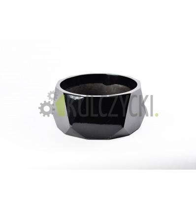 Misa cmentarna na nagrobek, czarna- diament