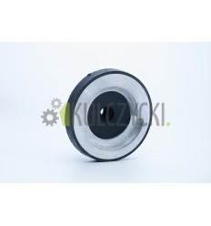 Uchwyt aluminiowy w gumie ślimak