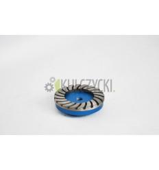 Frez diamentowy na uchwyt ślimakowy i na M14 fi 100