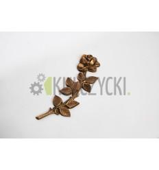 Róża mosiężna 30cm