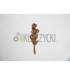 Kwiat mosiężny 29448 21